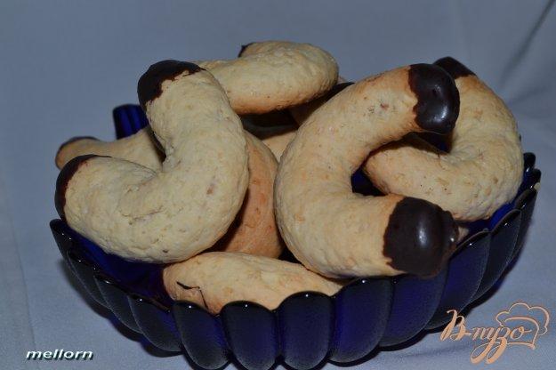 Рецепт Печенье Подковы
