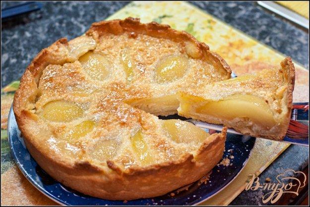 Рецепт Французский грушевый пирог