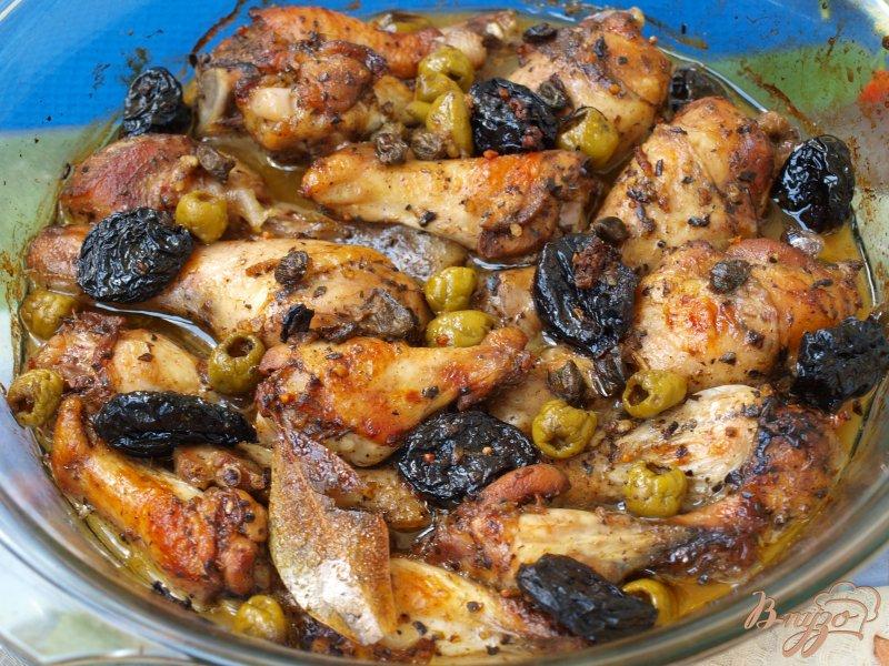 Фото приготовление рецепта: Курица