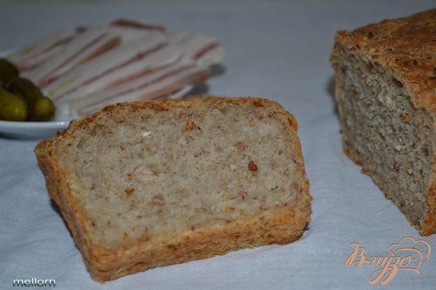 Рецепт Гречневый хлеб
