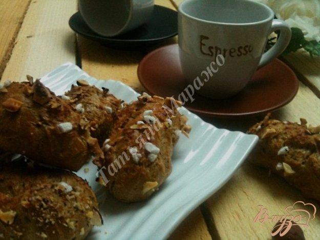 Рецепт Кофейные шукеты с лесным орехом