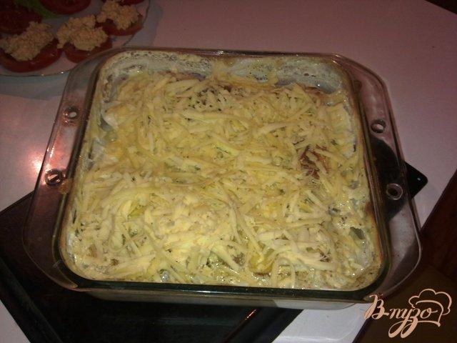 Фото приготовление рецепта: Картофельный гратен шаг №8