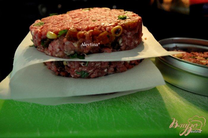 Фото приготовление рецепта: Касабланка бургер шаг №3