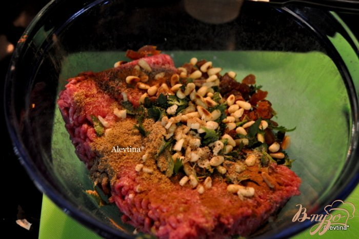 Фото приготовление рецепта: Касабланка бургер шаг №1