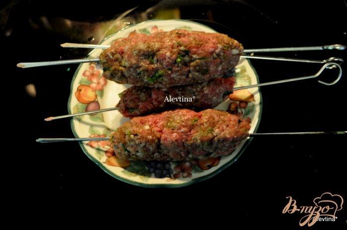 Фото приготовление рецепта: Кебаб говяжий шаг №2