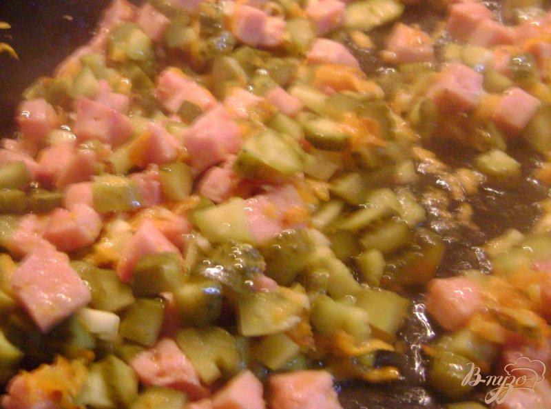 Фото приготовление рецепта: Калья куриная шаг №5