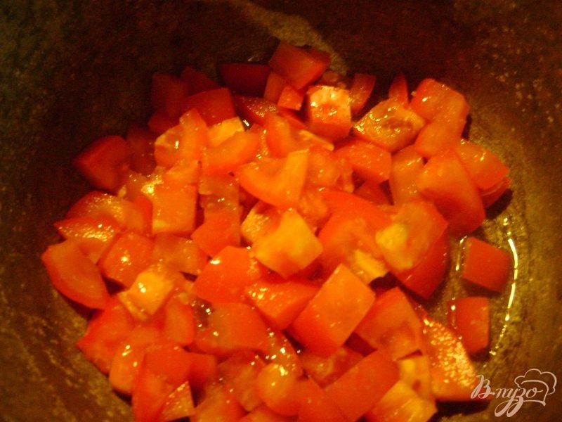 Фото приготовление рецепта: Овощной плов шаг №1