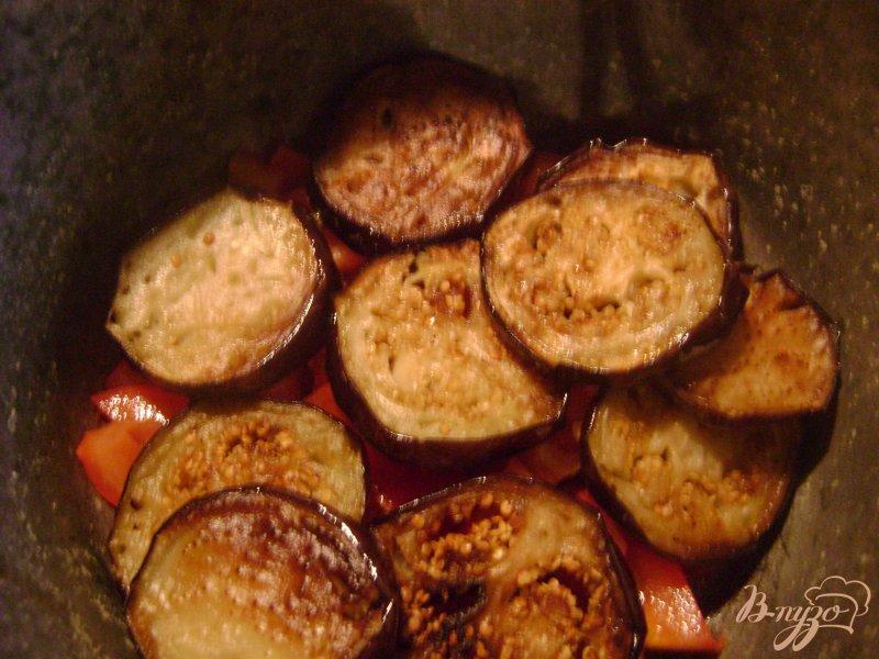 Фото приготовление рецепта: Овощной плов шаг №2