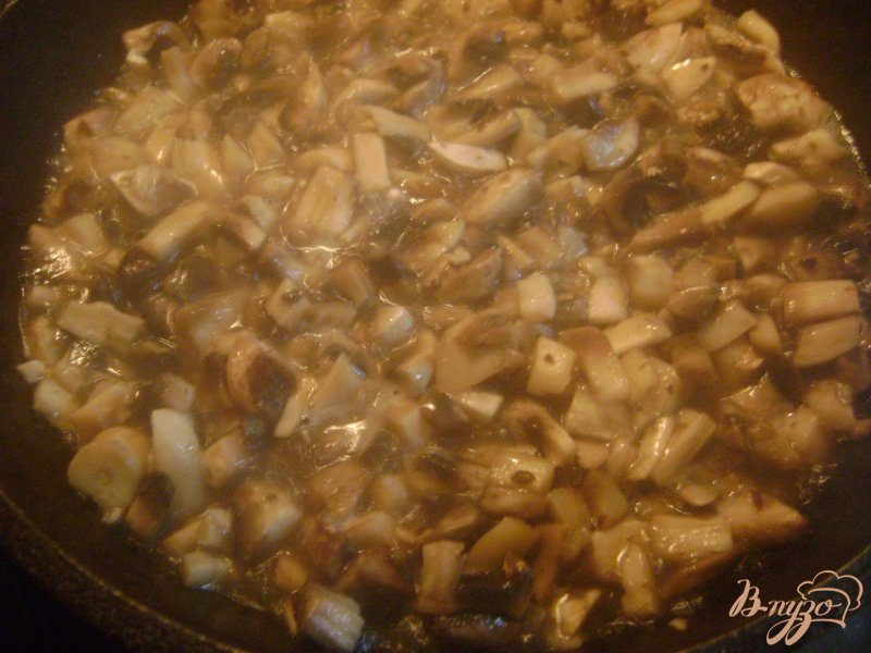 Фото приготовление рецепта: Кабачки - лодочки шаг №3