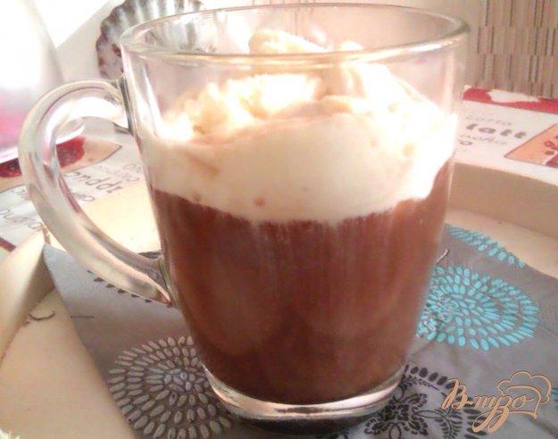 фото рецепта: Кофе гляссе