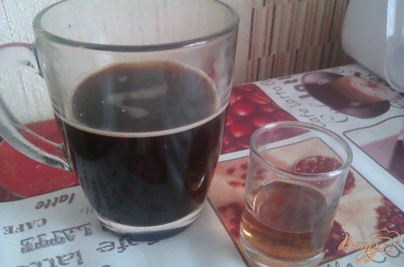 Фото приготовление рецепта: Кофе по-ирландски шаг №2