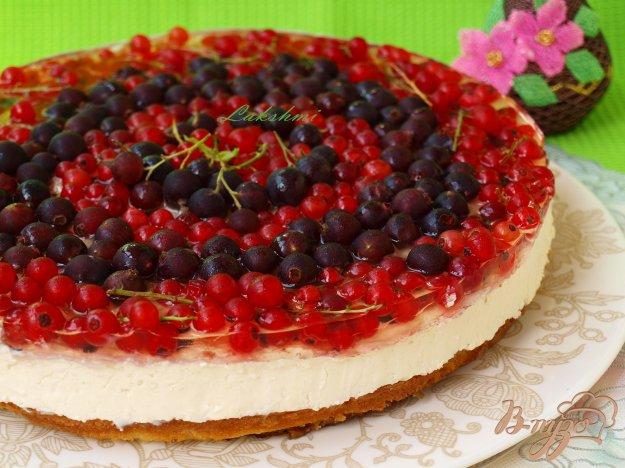 фото рецепта: Смородиновый торт