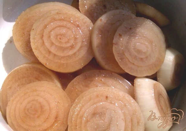 Рецепт Маринованный лук для шашлыка
