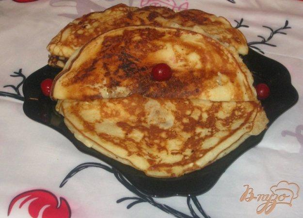 Рецепт Блины-пирожки
