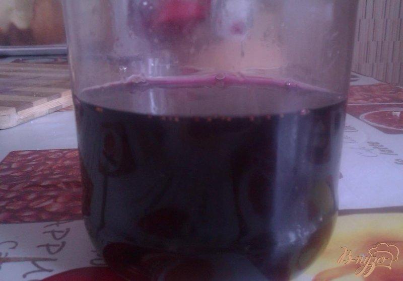 Фото приготовление рецепта: Ликер из голубики шаг №2