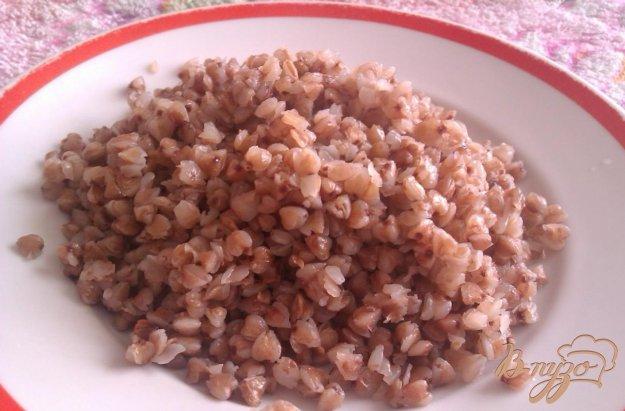 фото рецепта: Ароматная рассыпчатая гречка