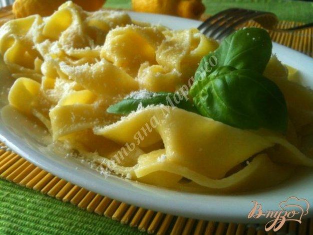 Рецепт Лимонная паста