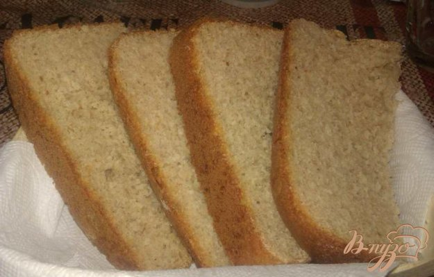 Рецепт Пшенично-ржаной хлеб на кефире