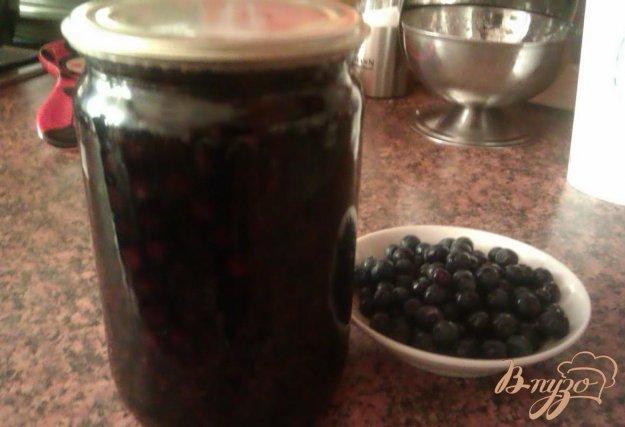 Рецепт Черничное варенье
