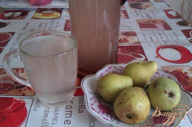 Рецепт Грушевый компот