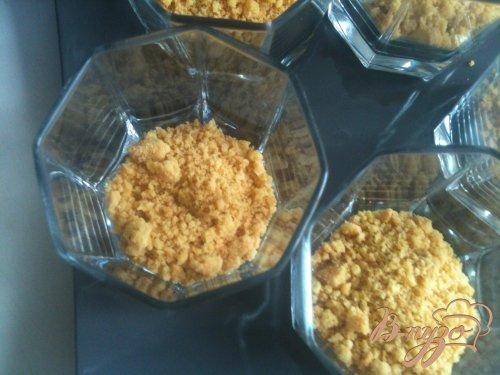 Сливовый десерт с сыром маскарпоне