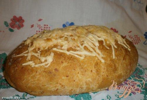 Кукурузно-пшеничный батон с сыром