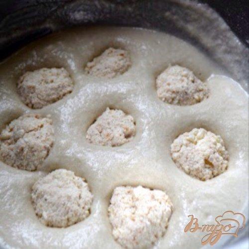 Сладкие пончики с сыром