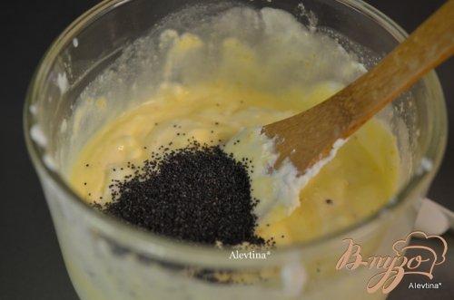 Мини семифреддо с лимонным вкусом