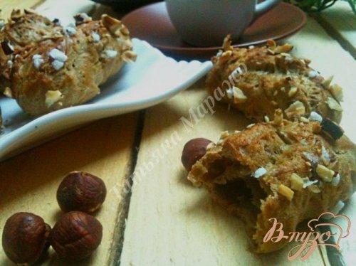 Кофейные шукеты с лесным орехом