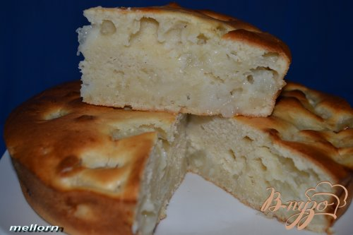 Пирог дынный
