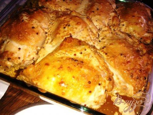 Куриные  бедрышки в специальном маринаде