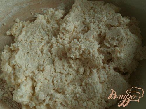 Сырники с ягодно-кремовой начинкой запечённые в духовке