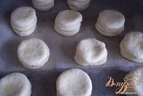 Слоеные рисовые булочки