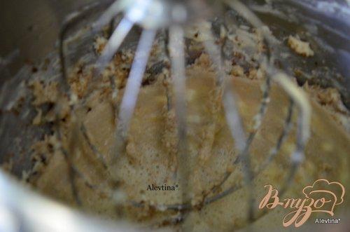 Сэнди пралине десерт с пеканом