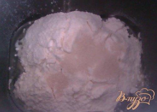 Дрожжевое тесто на сыворотке в хлебопечке