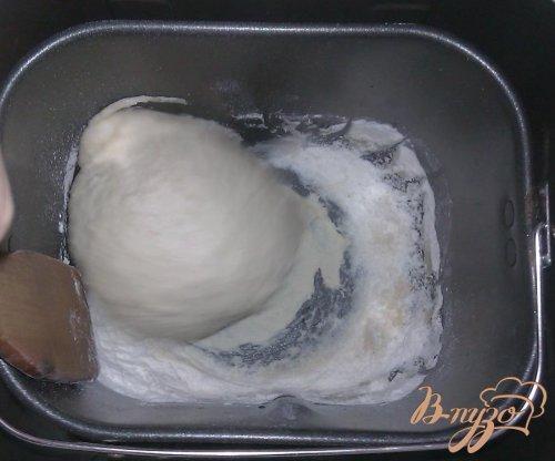 Сдобное дрожжевое тесто в хлебопечке