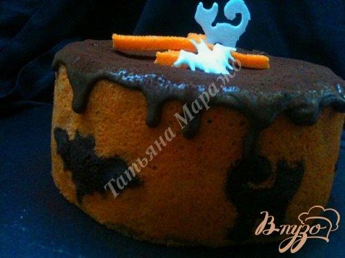 """Торт """"Хэллоуин"""""""