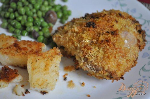 фото рецепта: Абрикосовые куриные бедрышки