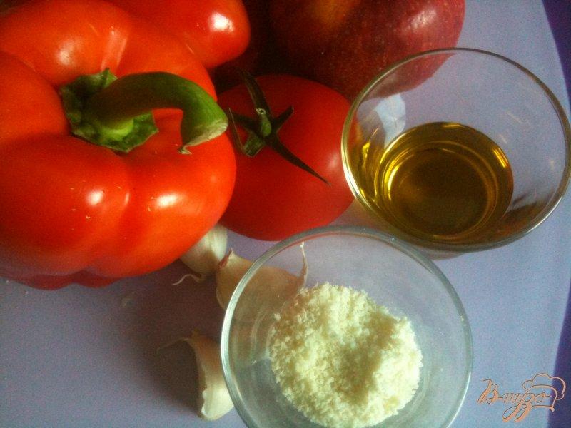 Фото приготовление рецепта: Острый закусочный соус шаг №1