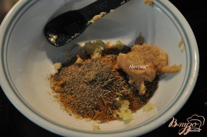 Фото приготовление рецепта: Куропатки с кленовым сиропом и специями шаг №1