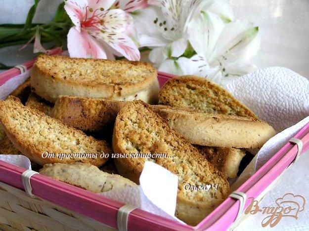 Рецепт Кантучини с миндалем
