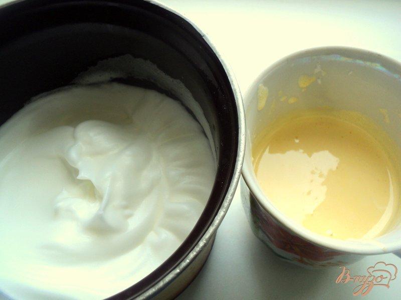 Фото приготовление рецепта: Апельсиновый торт шаг №5