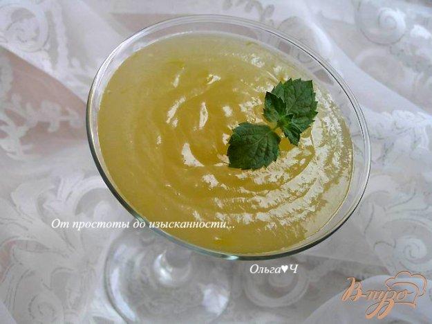 Рецепт Дынно-лимонный курд