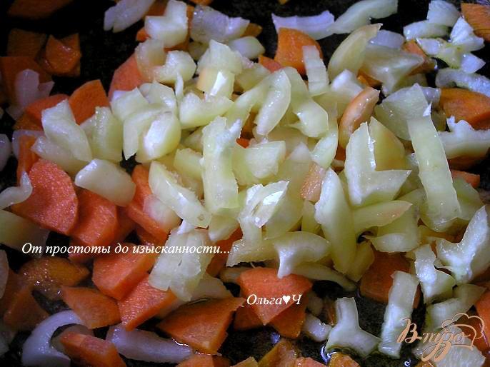 Фото приготовление рецепта: Грибная икра со сладким перцем шаг №1