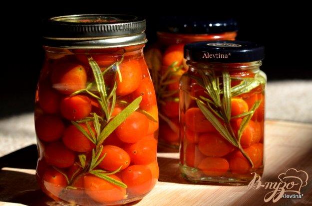 фото рецепта: Помидоры виноградные