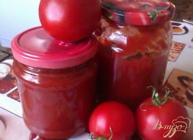 Рецепт Домашняя томатная паста
