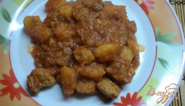 фото рецепта: Азу по-татарски
