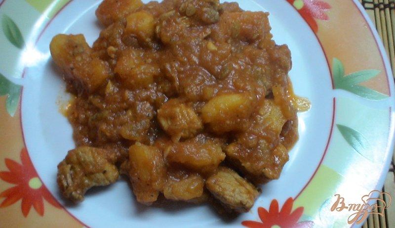 Фото приготовление рецепта: Азу по-татарски шаг №7