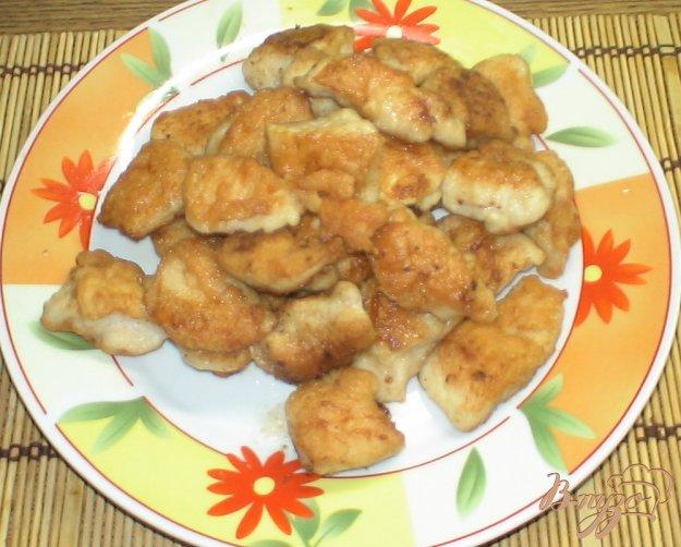Рецепт Куриное филе с лимонным соком