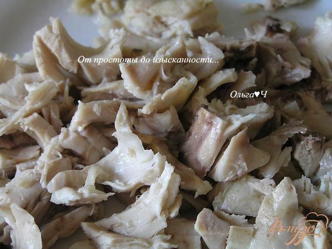 Фото приготовление рецепта: Суп с курицей в мультиварке шаг №5